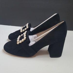 Louise et Cie Shoes - NEW!Louise et Cie Idali Tailored Block Heel Pump